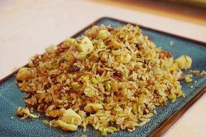 Siêu đầu bếp Hồng Kông chinh phục người Sài Gòn bằng tuyệt chiêu... chiên cơm