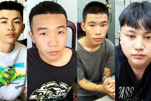 Nam thanh niên bị nhóm cướp xịt hơi cay, đánh gục khi đang đi bán cần sa