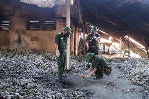 Cháy ở Rạng Đông: Kết quả quan trắc môi trường của Hà Nội có đáng tin cậy?
