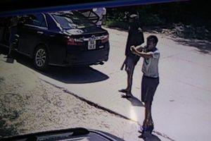 Bắt đối tượng dùng súng bắn người ở Thái Bình