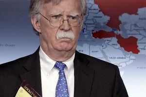 Quan hệ Nga - Mỹ sẽ ra sao sau khi cố vấn 'diều hâu' John Bolton ra đi?