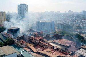 Sẽ khám sức khỏe miễn phí cho học sinh ảnh hưởng bởi vụ cháy Công ty Rạng Đông