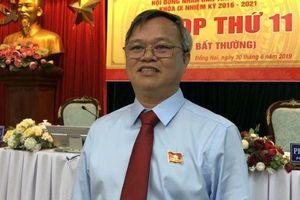 Thủ tướng phê chuẩn kết quả bầu Chủ tịch UBND tỉnh Đồng Nai