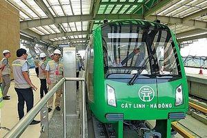 Tuyến đường sắt Cát Linh – Hà Đông: Thuê tư vấn của Pháp để đánh giá về an toàn