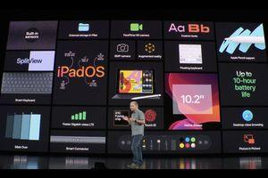 Apple ra mắt iPad 10.2 inch : màn hình Retina, 'mạnh gấp đôi PC', giá 329 USD