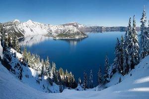 Bí mật về hồ nước Crater ở Mỹ
