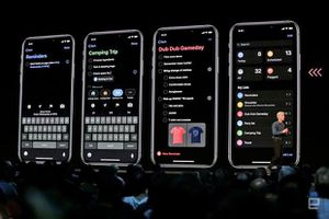 Apple sẽ phát hành iOS 13 vào ngày 19/9, hỗ trợ từ iPhone 6S