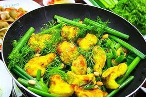 Chả cá: Món ăn được xem như tinh hoa ẩm thực của Bắc Bộ