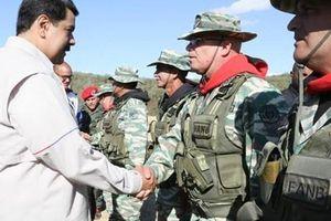 Quân đội Venezuela bắt đầu tập trận gần biên giới với Colombia