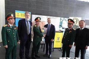 Bàn giao dự án số hóa về bộ đội Việt Nam hy sinh trong chiến tranh