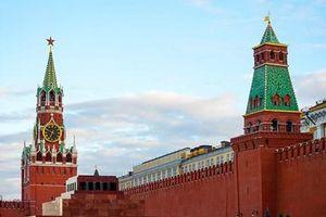 Nga bác bỏ thông tin điệp viên CIA nằm vùng trong điện Kremlin