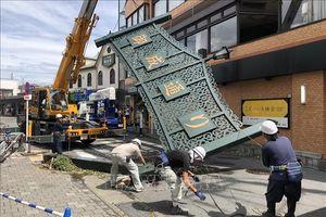 Nhật Bản tiếp tục khắc phục hậu quả nặng nề của siêu bão Faxai
