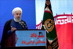 Iran kêu gọi Mỹ ngừng gây sức ép tối đa