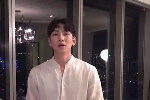 Ji Chang Wook gửi lời xin lỗi fan trước khi lên máy bay về lại Hàn Quốc