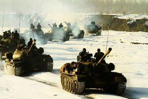 Lực lượng tăng thiết giáp Trung Quốc không hiện đại như vẫn tưởng