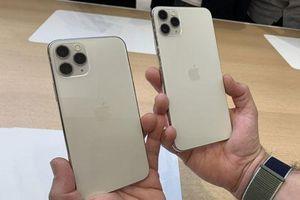 Trên tay iPhone 11 Pro và iPhone 11 Pro Max