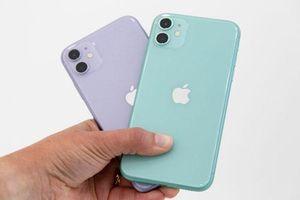Trên tay iPhone 11 giá hơn 16 triệu đồng