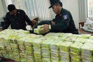 Bắt giữ 5 tấn ma túy
