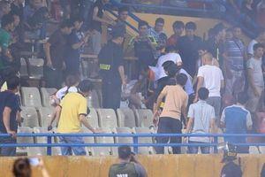 Hà Nội FC thắng hủy diệt Nam Định trong trận cầu kinh hoàng ở Hàng Đẫy
