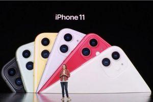 Giá bán là điểm nổi bật nhất của iPhone 11