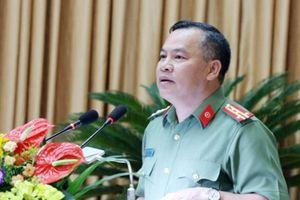 Giám đốc Công an tỉnh Bắc Ninh Nguyễn Văn Long làm Cục trưởng Cục Cảnh sát kinh tế