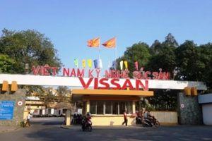 Vissan bị phạt và truy thu thuế hơn 600 triệu đồng