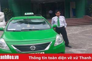 Thêm một lái xe của Hãng taxi Mai Linh tham gia cứu người bị tai nạn giao thông