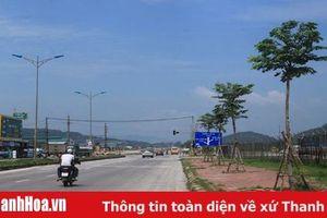 Trồng gần 400 cây giáng hương tạo cảnh quan môi trường cho Khu Kinh tế Nghi Sơn