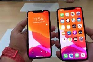 Trên tay iPhone 11 Pro và Pro Max, quá nhiều 'khác biệt'
