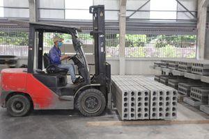 Nghiên cứu, xác định thị phần gạch không nung ở Việt Nam - Hướng phát triển ngành vật liệu 'xanh' trong xây dựng