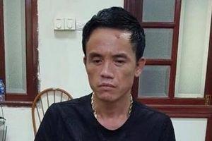 Trùm ma túy Bắc Giang bị bắt cùng khẩu súng đạn đã lên nòng