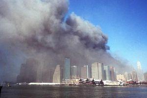 Nhìn lại những khoảnh khắc ám ảnh kinh hoàng trong vụ khủng bố 11/9