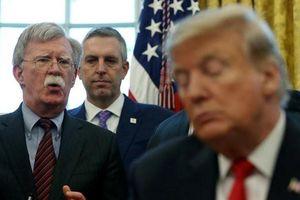 5 'nút thắt' khó gỡ với Trump khiến Cố vấn an ninh John Bolton ra đi