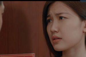 'Hoa hồng trên ngực trái' tập 11: Trà cao tay bắt Thái 'đổ vỏ'