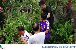 Tạm giữ đối tượng nghi bắt cóc trẻ em tại Hà Nội