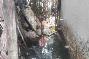 Bà Rịa-Vũng Tàu huy động 500 người thu gom rác trên kênh Bến Đình