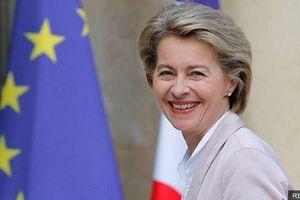 Danh sách Ủy viên Ủy ban châu Âu đạt sự cân bằng nhiều yếu tố