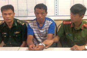 Bộ đội Biên phòng Sơn La phối hợp bắt đối tượng truy nã