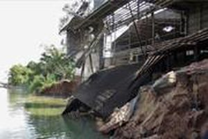 TPHCM chỉ đạo khẩn sau sự cố sạt lở do xây dựng không phép