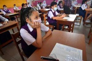 Hơn 400 trường học ở Malaysia phải đóng cửa vì cháy rừng từ Indonesia