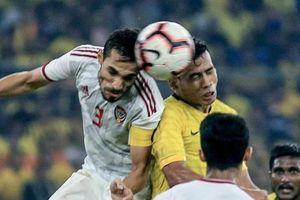 Thua UAE, HLV Malaysia thất vọng, chờ tái đấu tuyển Việt Nam