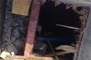Thanh Hóa: Xuống tầng hầm dỡ cốt pha, 3 công nhân tử vong