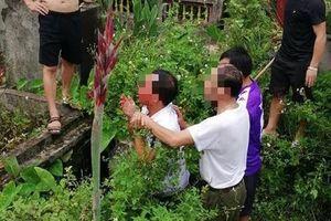 Hà Nội: Nghi vấn người đàn ông bắt cóc cháu bé 7 tuổi bỏ chạy