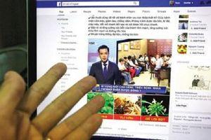 Thông tin sai sự thật: Mạng xã hội không thể vô can!