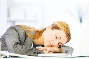 Ngủ trưa và những sai lầm khiến cơ thể mệt mỏi