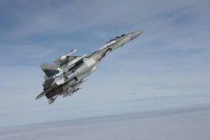 Su-35 Nga ngăn chặn các cuộc không kích của Israel nhằm vào Syria