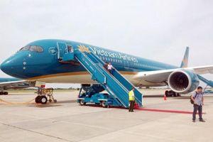 Máy bay Vietnam Airlines liên tục gặp sự cố về lốp
