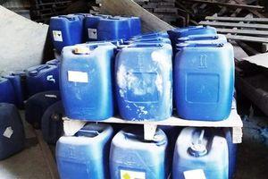 Kon Tum: Triệt phá xưởng sản xuất ma túy 'khủng'