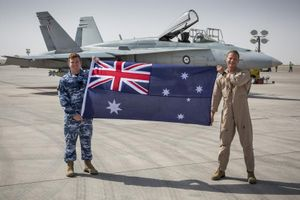 Nhật - Úc lần đầu diễn tập không quân chung