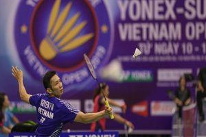 Hạ đối thủ Trung Quốc, Tiến Minh độc chiến tại Vietnam Open